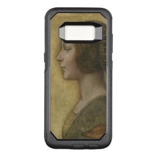 LEONARDO-Porträt des jungen Verlobten OtterBox Commuter Samsung Galaxy S8 Hülle