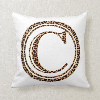 Leopard C Kissen