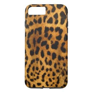 Léopard de Purrrfect Coque iPhone 7 Plus