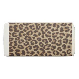 Leopard-Druck-Keil-Radiergummi Radiergummi 1