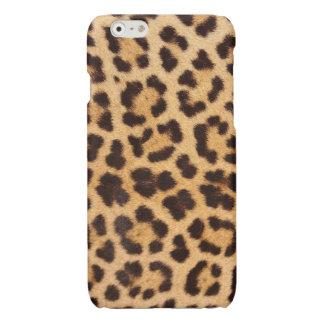 Leopard-Haut (iPhone 6/6s glatter Endfall)