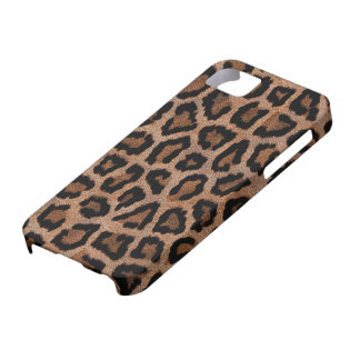 Leopard-Muster iPhone 5 Cover