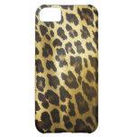 Leopard-Pelz-Tier-Druck Hülle Für iPhone 5C