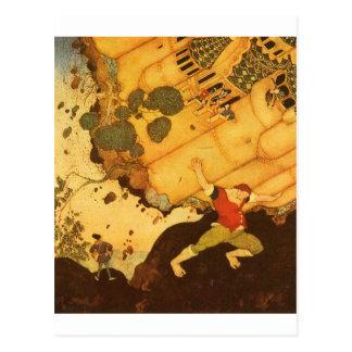 Les contes de fées de Dulac Cartes Postales