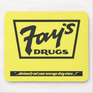 Les drogues de la fée   le sac jaune immortel tapis de souris