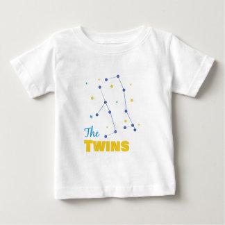 Les jumeaux t-shirt pour bébé