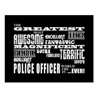 Les meilleurs policiers : Le plus grand policier