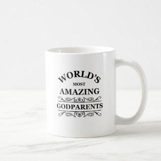 Les parrains les plus extraordinaires du monde tasses