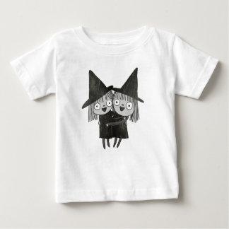 les sorcières jumelles t-shirt pour bébé
