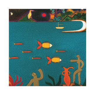 Les Trésors Romainesau Fond de la Mer Gespannte Galerie Drucke