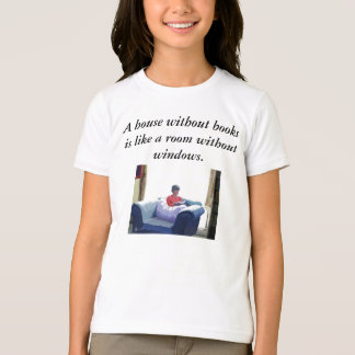Lesen Sie Bücher T-Shirt