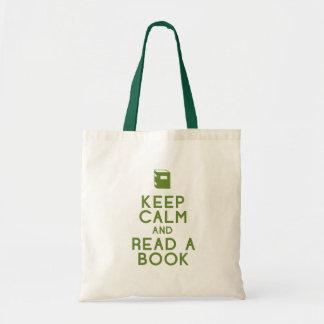 Lesen Sie ein Buch Tragetasche