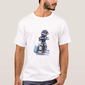 Leseroboter-T - Shirt
