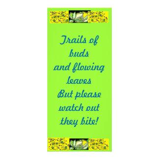 Lesezeichen mit einem Biss 12,2 X 22,9 Cm Kartendruck