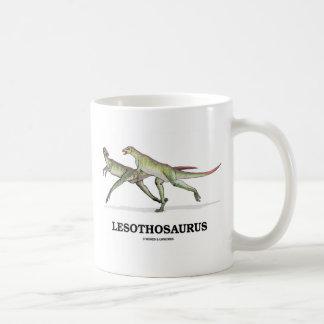Lesothosaurus (Ornithischian Dinosaurier) Kaffeetasse