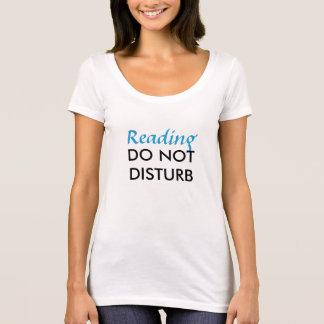 Lesung stören nicht T-Shirt