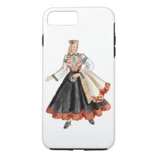 Lettischer Handyfall (Abrene) iPhone 8 Plus/7 Plus Hülle