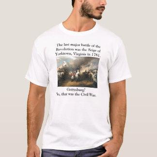 Letzter bedeutender Kampf T-Shirt