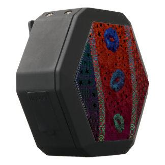 Leuchtstoff blaue Lippensterne Schwarze Bluetooth Lautsprecher