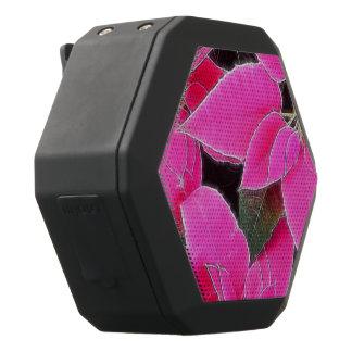 Leuchtstoff rosa Poinsettia Schwarze Bluetooth Lautsprecher