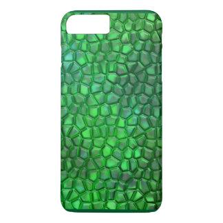 Leuchtstoffreptil-Fall für das iPhone 7 Plus iPhone 7 Plus Hülle