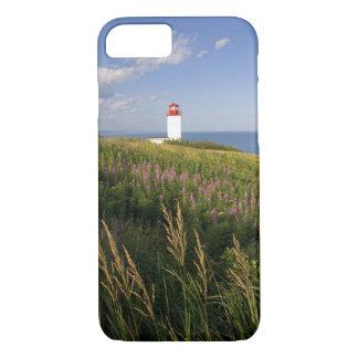 Leuchtturm in St Martins, New-Brunswick, 2 iPhone 8/7 Hülle