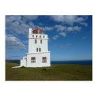 Leuchtturm Postkarte