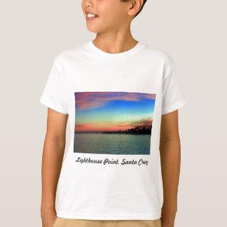 Leuchtturm-Punkt, Santa Cruz, CA T-Shirt