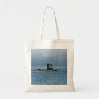 Leuchtturm-Taschentasche Mackinac Insel, Michigan Tragetasche