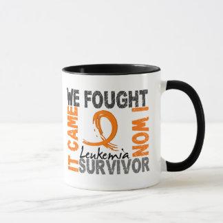 Leukämie des Überlebend-5 Tasse