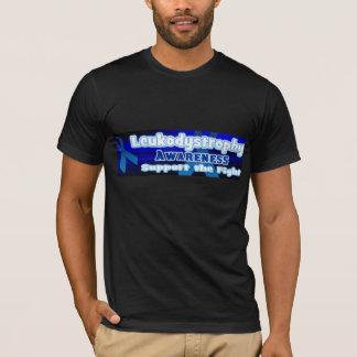 Leukodystrophie-Bewusstseins-Unterstützung der T-Shirt
