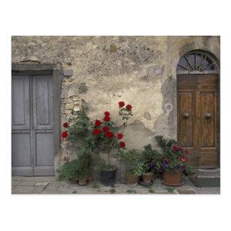 L'Europe, Italie, Toscane, Chianti, porte toscane Carte Postale