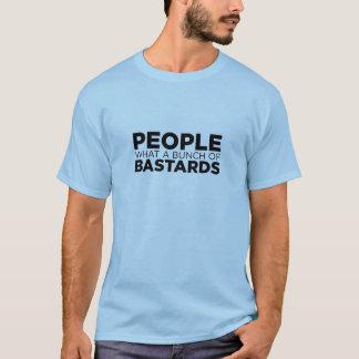 Leute ein welches Bündel bastard T-Shirt