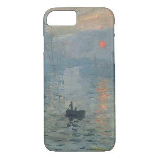 Lever de soleil Soleil Levant d'impression de Coque iPhone 7