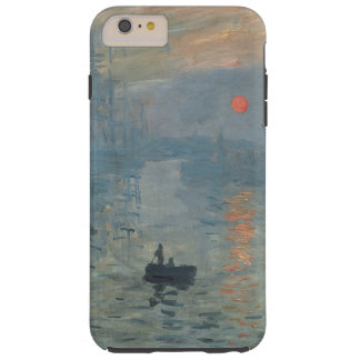 Lever de soleil Soleil Levant d'impression de Coque Tough iPhone 6 Plus