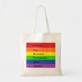 LGBTQA Tasche