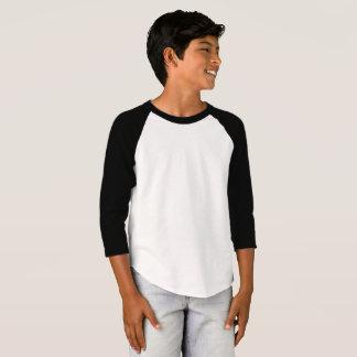 L'habillement américain des enfants 3/4 T-shirt de