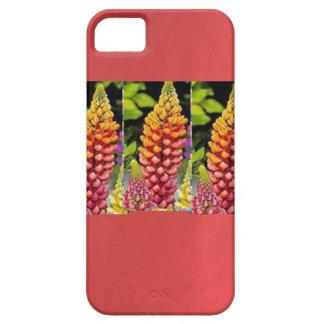 L'huile rouge a peint le Bi de cadeau de bande de Étuis iPhone 5