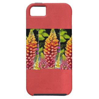 L'huile rouge a peint le Bi de cadeau de bande de Étui iPhone 5