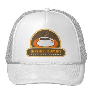 L'humain instantané ajoutent juste le chapeau ou casquette trucker