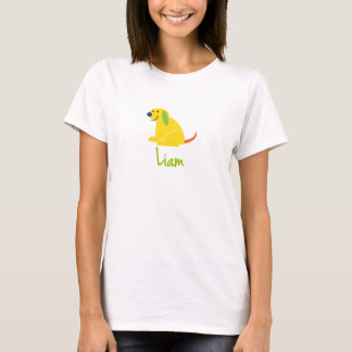 Liam-Liebe-Welpen T-Shirt