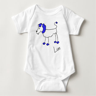 Liam-Löwe Baby Strampler