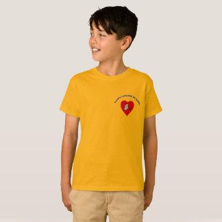Liam Mittagessen des Liebe-T - Shirt