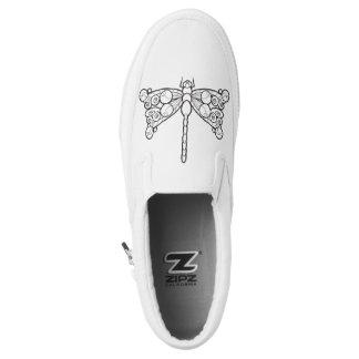Libelle Haring Entwurfsschuh Slip-On Sneaker