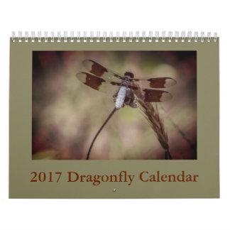 Libellen-Kalender Wandkalender