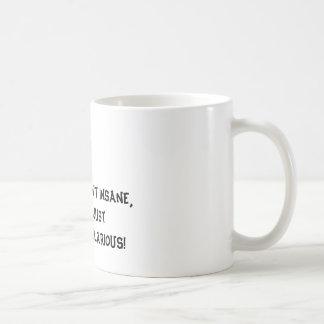Liberale sind unglaublich witzig! kaffeetasse