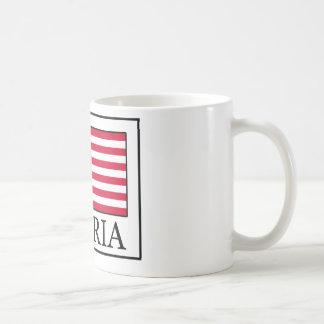 Liberia-Tasse Kaffeetasse