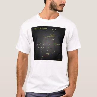 Libra- The Scaleskonstellation T-Shirt