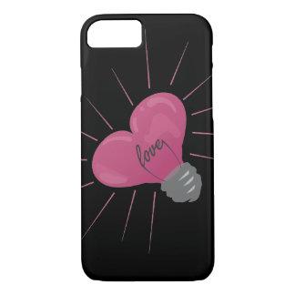 Licht der Liebe iPhone 7 Hülle