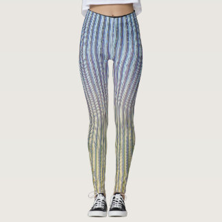 LICHT STRIPES1 LEGGINGS